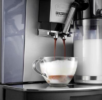 delonghi esam 5500 perfecta kaffeevollautomat kaufen saturn. Black Bedroom Furniture Sets. Home Design Ideas