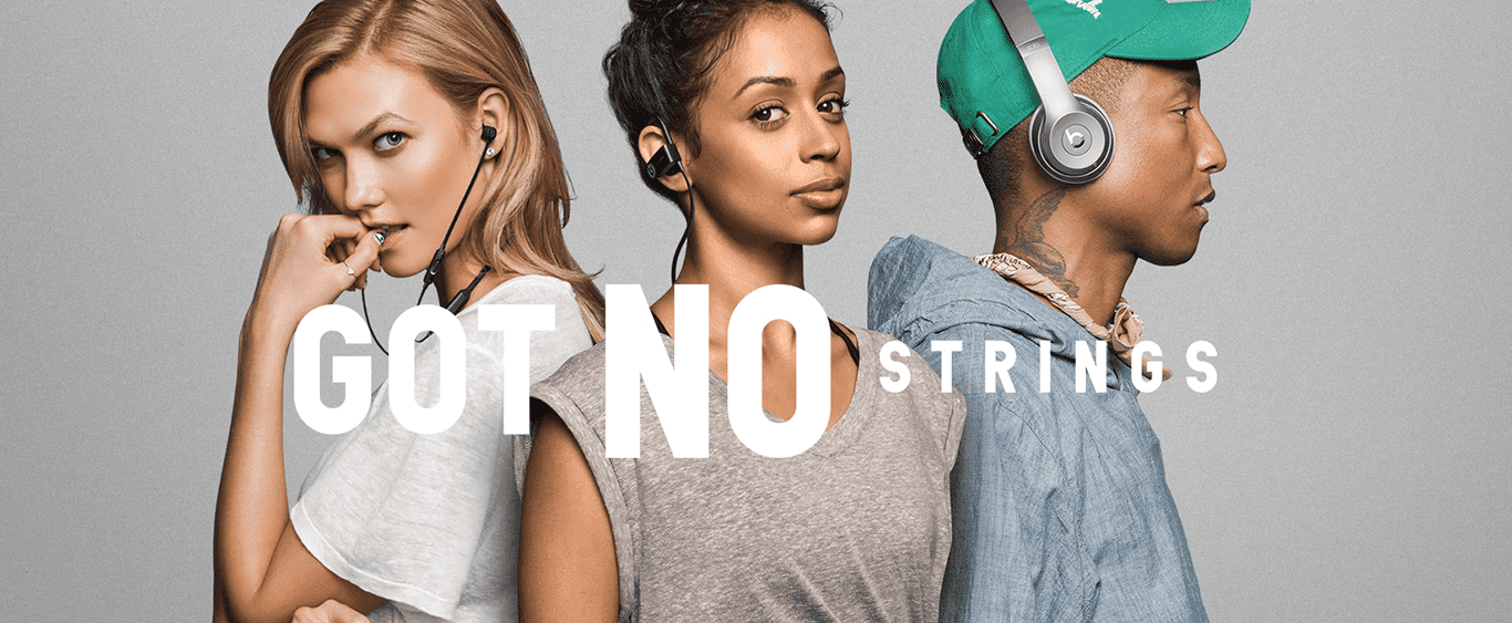 Beats by Dr Dre - Got No Strings