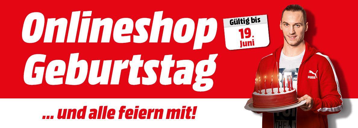 Media Markt Geburtstag Onlineshop