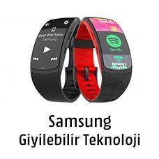 Samsung Giyilebilir Teknoloji