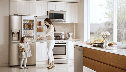 Side By Side Kühlschrank In Küche Integrieren lg kühlschränke kaufen saturn