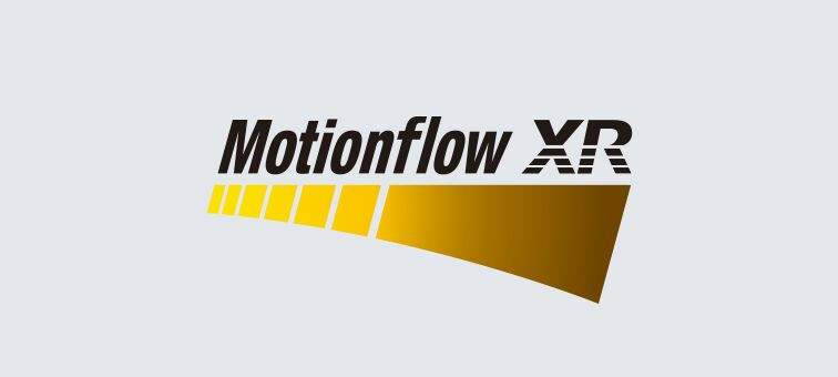 Motionflow XR für scharfe Action