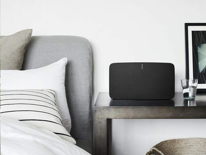 Sonos: de speakers - PLAY:1, PLAY:3, PLAY:5 - Media Markt
