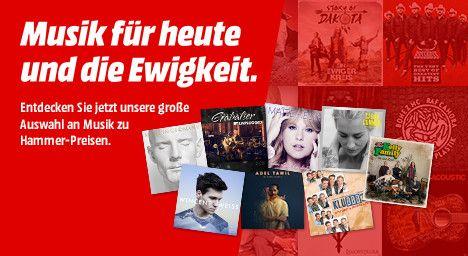 Entdecken Sie Jetzt Unsere Grosse Auswahl An Musik Zu Hammer Preisen Bei MediaMarkt