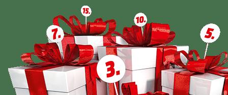 Geschenke hoch 5 media markt