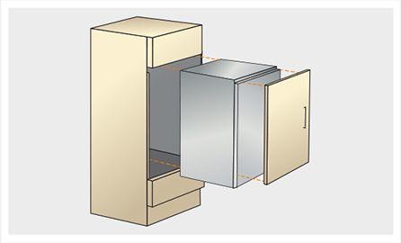 siemens einbau k hlschrank kaufberater bei saturn. Black Bedroom Furniture Sets. Home Design Ideas