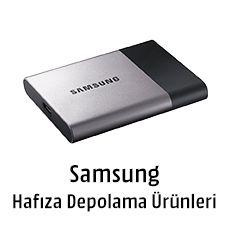 Samsung Hafıza Depolama Ürünleri