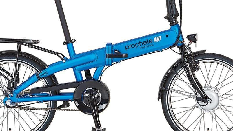 Prophete Geniesser e8.2 faltbares E-Bike | MediaMarkt