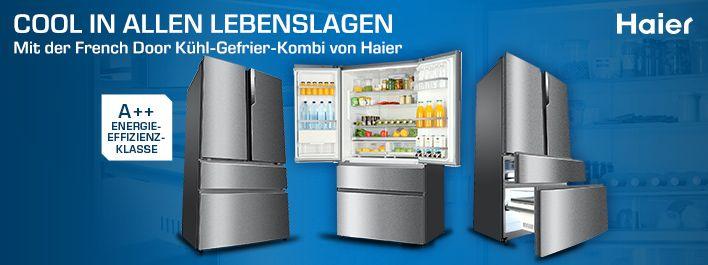 HAIER HB25FSSAAA French Door Kühlschrank kaufen | SATURN