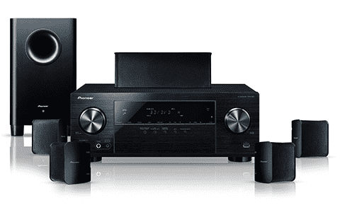 Pioneer Homecinema-sets