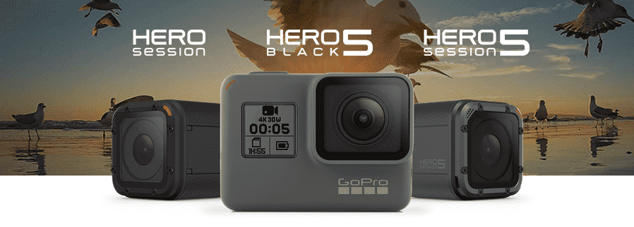 The HERO5 Family