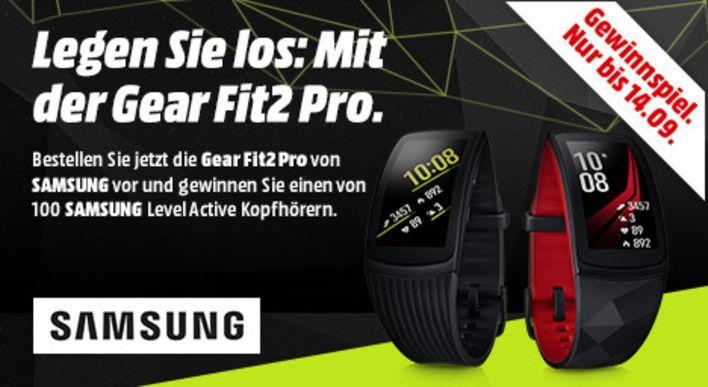 Spiele Kostenlos Runterladen Deutsch Samsung Gear Fit2 Pro Jetzt Bei Media Markt Vorbestellen Und 1 Von 100 Level Active Kopfhrern