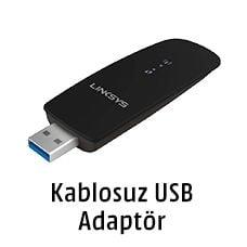 Kablosuz USB Adaptör