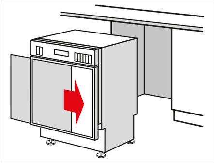 bosch smv46cx01e serie 4 vollintegriertgeschirrsp ler a 234 kwh jahr 2660 l jahr. Black Bedroom Furniture Sets. Home Design Ideas