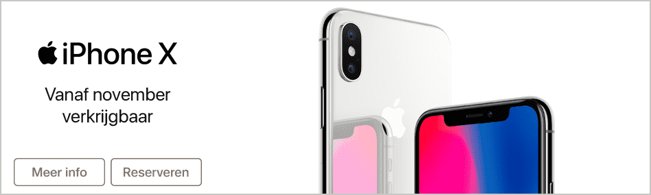 Diverse Apple iPhone X