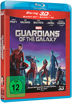 guardians of the galaxy auf blu ray dvd und blu ray 3d bei media markt. Black Bedroom Furniture Sets. Home Design Ideas