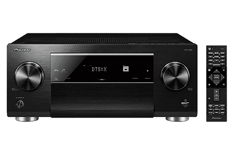 Pioneer Surround receivers