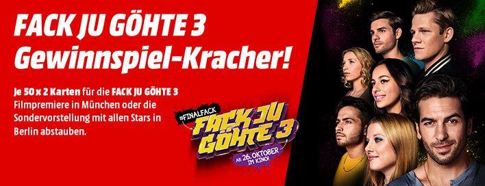 Fack Ju Ghte 3 Gewinnspiel Bei MediaMarkt