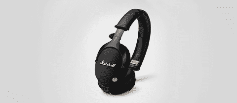 Marshall Bluetooth headphones