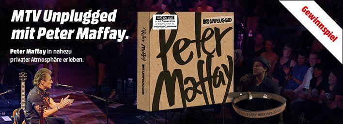 Jetzt Tickets Fur Ein MTV Unplugged Konzert Von Peter Maffay Bei Media Markt Gewinnen