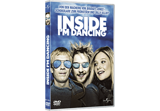 INSIDE I M DANCING [DVD]