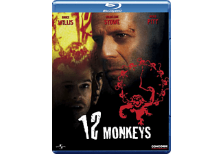 12 Monkeys Science Fiction Blu-ray