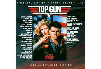 Various - TOP GUN-MOTION PICTURE SOUNDTRACK (SPECIAL EXPAN [CD]
