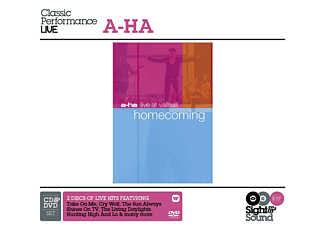 A-Ha - Live At Vallhall [CD + DVD Video]