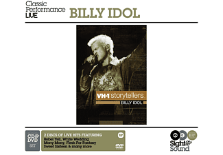 Billy Idol - Vh-1 Storytellers-Sight & Sound [DVD]