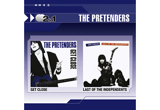 The Pretenders - GET CLOSE/LAST OF THE INDEPENDENTS (2IN1) - (CD)