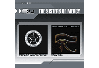 The Sisters Of Mercy - Some Girls Wander../Vision Thing (2in1) [CD]