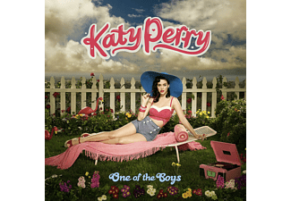 Katy Perry ONE OF THE BOYS (ENHANCED) Pop CD EXTRA/Enhanced