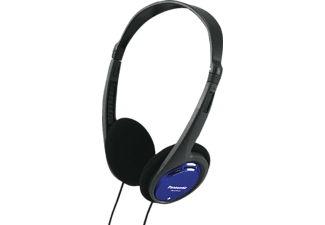 PANASONIC RP-HT010 E-A, On-ear Kopfhörer, Blau