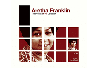 Aretha Franklin - The Definitive Soul Collection [CD]