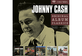 Johnny Cash - ORIGINAL ALBUM CLASSICS [CD]