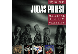 Judas Priest - Original Album Classics [CD]