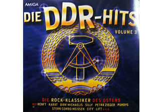 Various - Die DDR Hits Vol.3 - (CD)