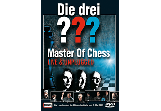 MASTER OF CHESS - (DVD)