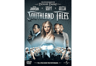 SOUTHLAND TALES - (DVD)