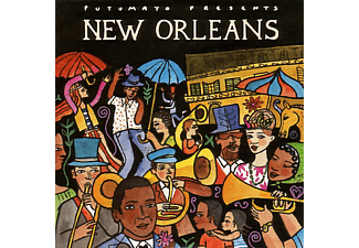 Putumayo Presents, Putumayo Presents/Various - New Orleans [CD]