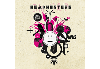 The Headhunters - On Top-Live In Europe - (CD)