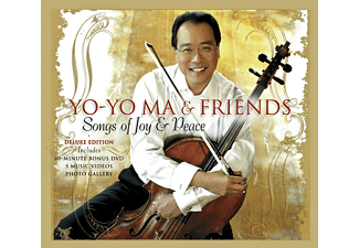 Yo - Songs Of Joy & Peace [CD]