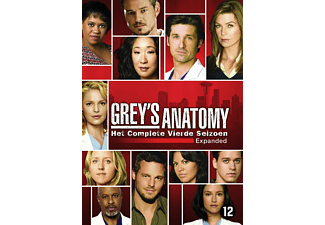 Grey's Anatomy - Seizoen 4 | DVD