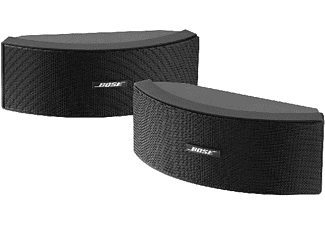 BOSE 151 Environmental Speakers 1 Paar Wandlautsprecher (Schwarz)