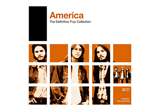 America - The Definitive Pop Collection [CD]