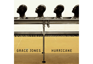 Grace Jones - Hurricane - (CD)