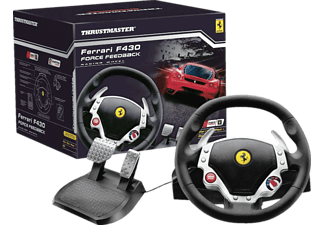 thrustmaster ferrari f430 force feedback pc lenkr der. Black Bedroom Furniture Sets. Home Design Ideas