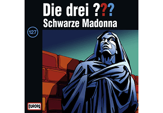 SONY MUSIC ENTERTAINMENT (GER) Die drei ??? 127: Schwarze Madonna
