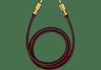 oehlbach nf sub 300 subwoofer cinch kabel 3 m hifi kabel. Black Bedroom Furniture Sets. Home Design Ideas