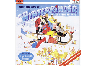 Rolf Zuckowski - Winterkinder - (CD)